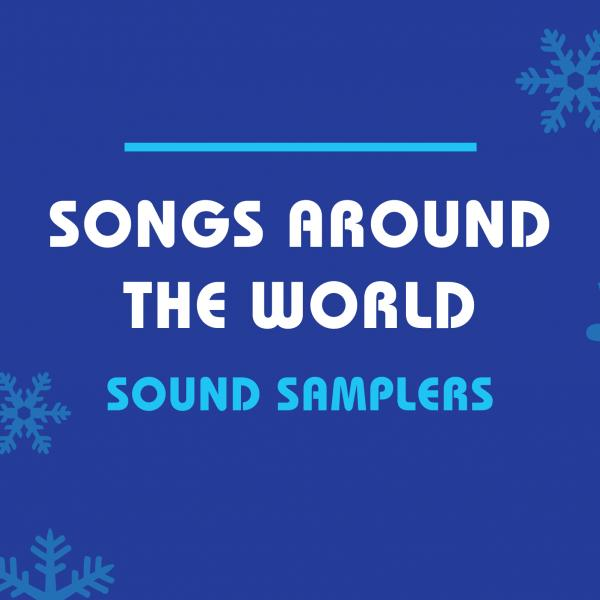 Songs Around the World Sound Samplers