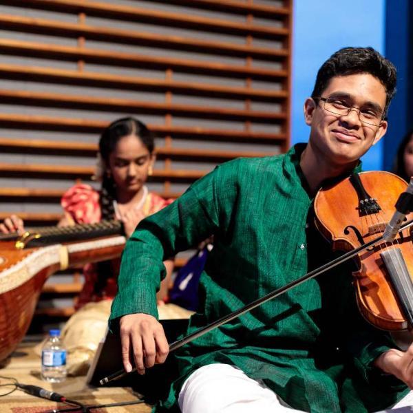 South Asian Music Ensemble photo