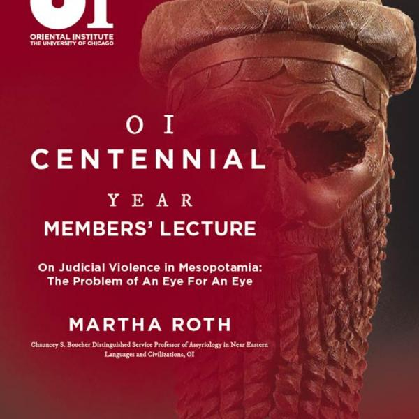 Martha Roth Lecture