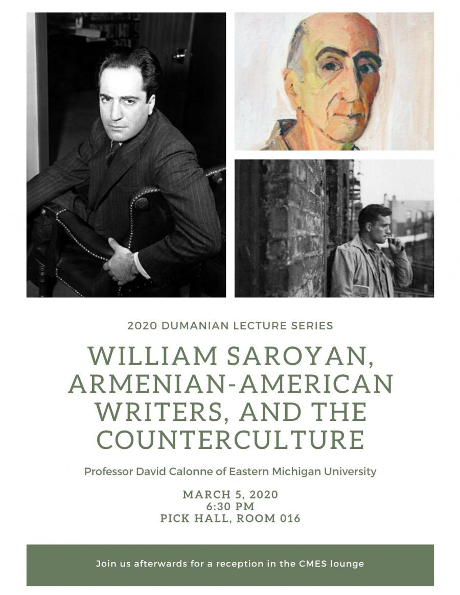 3-5 Dumanian Lecture Flyer