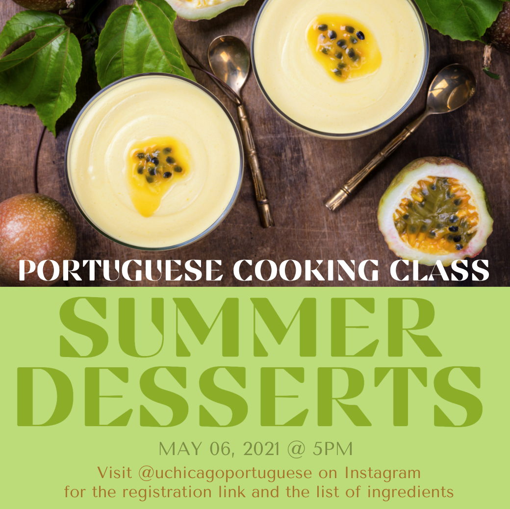 Image for Portuguse Cooking Class: Summer Desserts