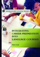 Lear Integrating Career Preparation