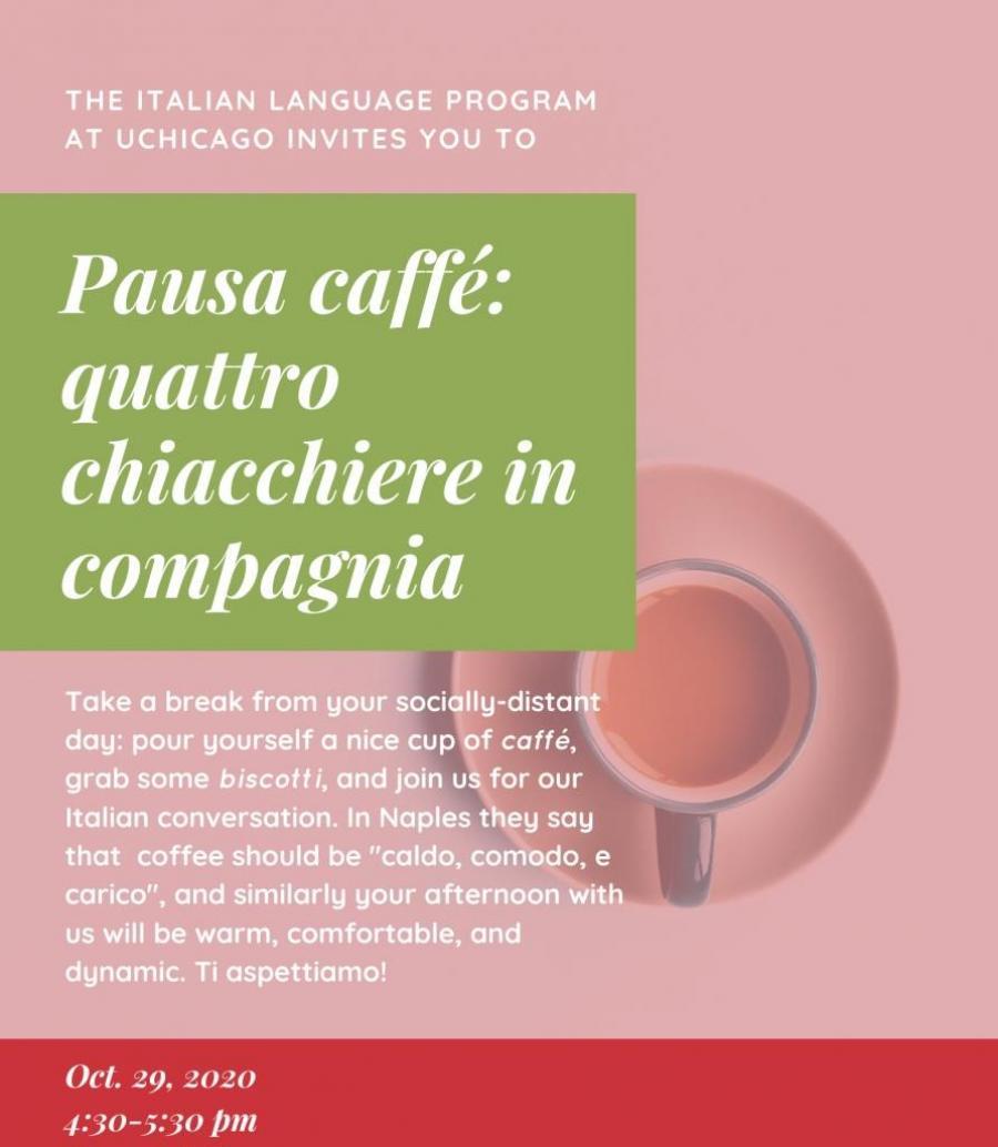 Image for Italian Conversation Hour