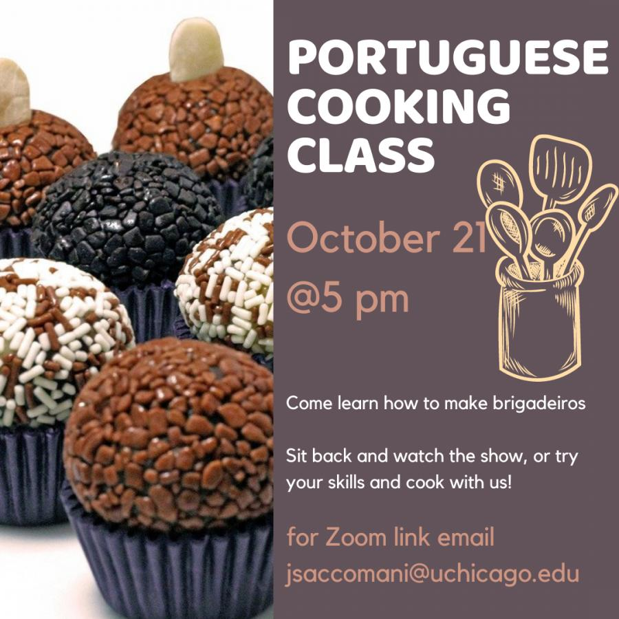 Image for Portuguese Cooking Class