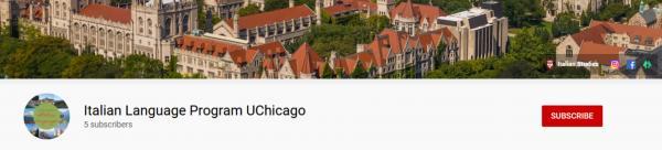Italian Language Program's Youtube Chanel