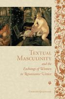 Textual Masculinity