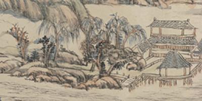 Wangchuan Villa 輞川圖 thumbnail