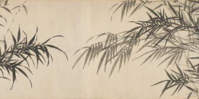 Ink Bamboo 墨竹圖 thumbnail