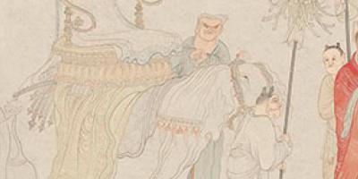 Sixteen Luohans 十六羅漢圖 thumbnail