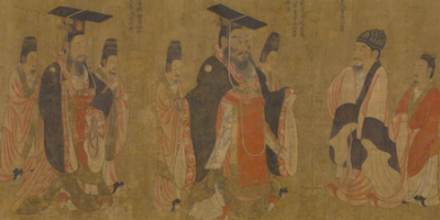 Thirteen Emperors 帝王圖卷 thumbnail