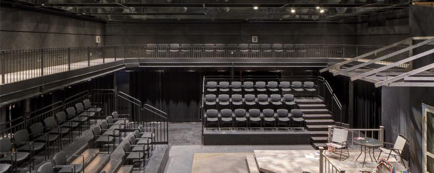 Theater West -- Logan Center